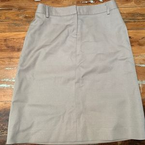 **GREAT** Condition J. Crew Suiting Skirt